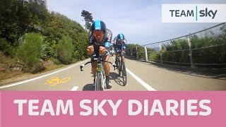 Team Sky Diary 2 - Giro d'Italia Team Time Trial Explained