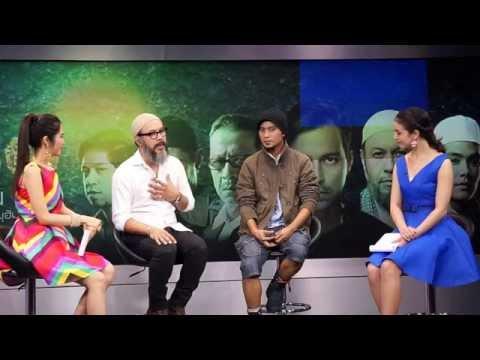 ทำไมต้องดูหนังเรื่องAMEEN หนังฮาลาลเรื่องแรกของโลก รายการบันเทิงทูเดย์