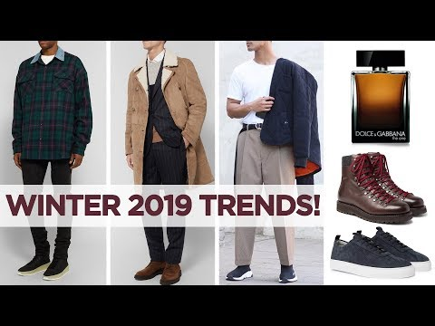 Men's Winter Fashion Trends You NEED to Know | Style Inspiration 2019 Mp3