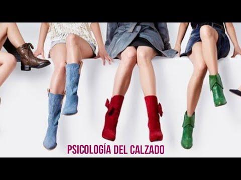 Psicologia del Calzado  Psicologia - YouTube 83b58157d443