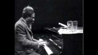"Thelonious Monk ""Coming on the Hudson"""