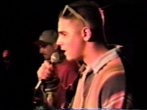 NECRO & ILL BILL Live Show in NYC 1992 (Under Acme Club in Manhattan)