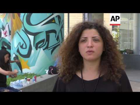 International artists paint Amman with vibrant designs