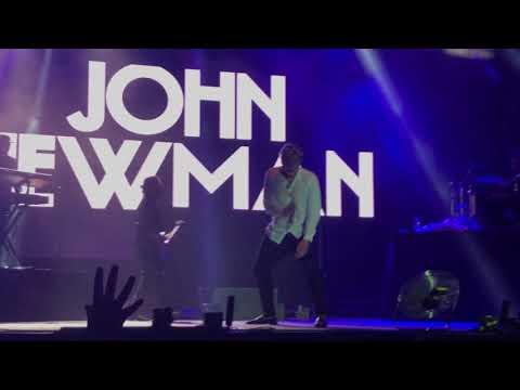 John Newman - Never let you go (ft. KYGO) 26 August 2017 Hungary Live 4K @Strand festival