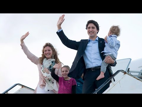 "Trudeau's St. Kitts trip had a ""Tour Manager""?"