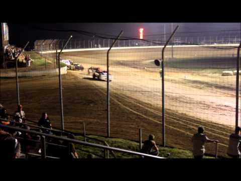 8/15/15 Bomber Heat Race #1 at Portsmouth Raceway Park
