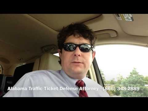 Elmore County, Alabama Traffic Ticket Attorney - Speeding Ticket Lawyer Elmore County, AL