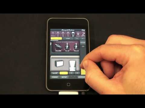 AmpliTube iRig - plug your guitar into your iPhone and rock out!