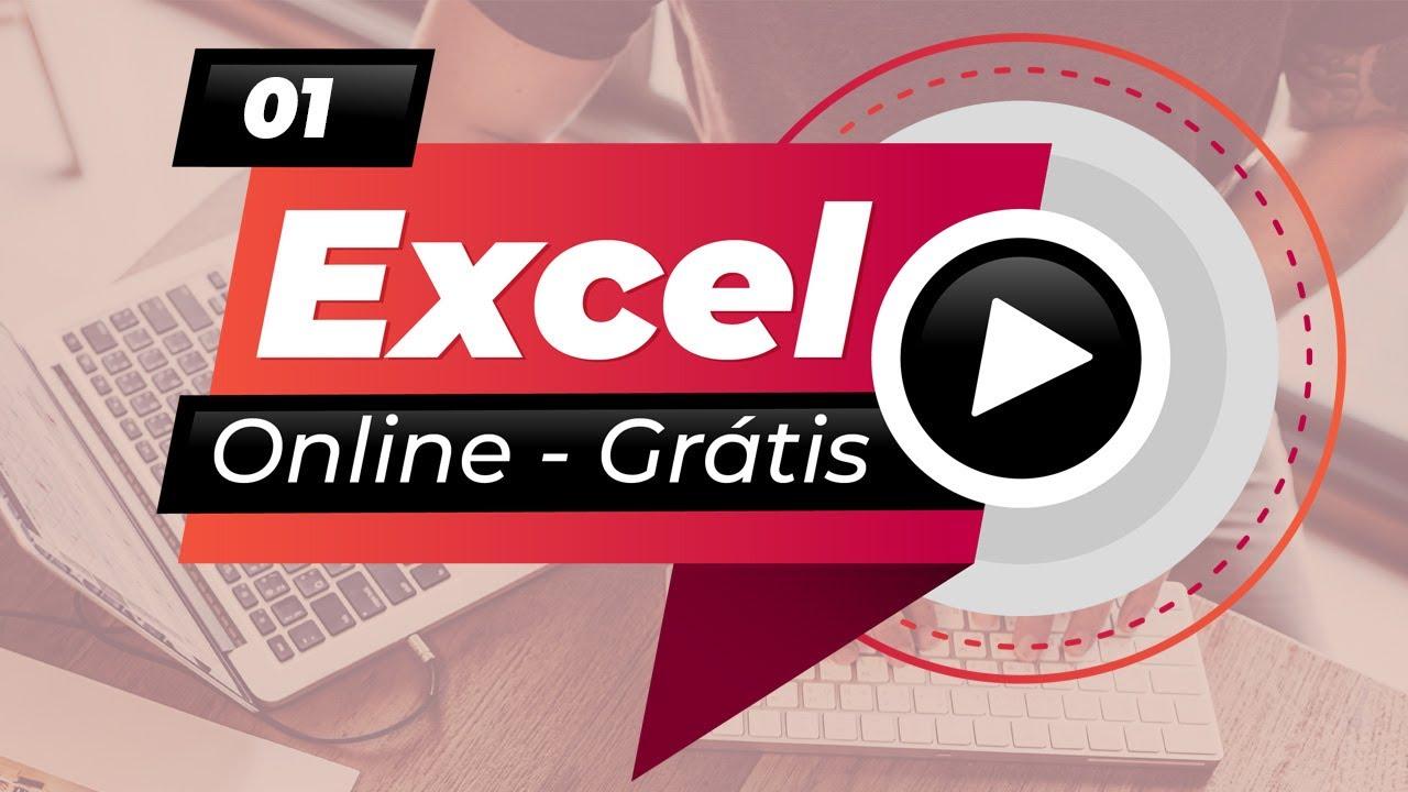 Curso De Excel Gratuito Aula 01 Youtube