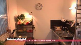 [DECO] Une cuisine comme un pro #CCVB