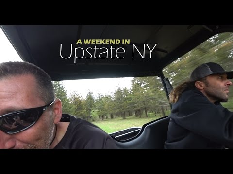 A Weekend in Upstate NY