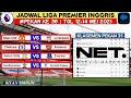 Jadwal Liga inggris Pekan 36 | Man united vs Leicester | Klasemen Premier League 2021 | Live Mola TV