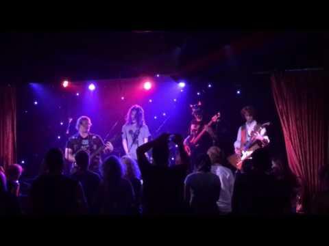 "Seattle School of Rock performs Pantera ""The Art of Shredding"""