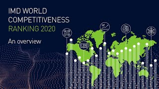 IMD World Competitiveness Ranking 2020 -  An overview