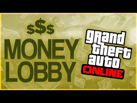 LIVE | FREE GTA 5 ONLINE MONEY DROP LOBBY / PC PS4 XBOX