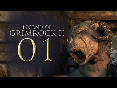 Legend of Grimrock 2 - Part 1 - Beginnings (Nostalgia Title)