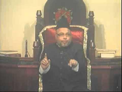 Majlis 8 | 23rd Ramadan 1432 (2011) | Maulana Sadiq Hasan
