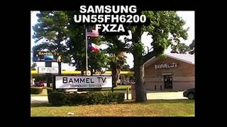 TV Repair Houston Samsung UN55FH6200 Repair