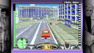 CGR Undertow - STARSKY & HUTCH review for Game Boy Advance
