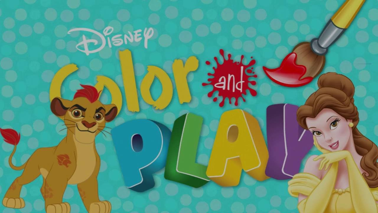 Disney Frozen Color Play 48 Page Coloring Book