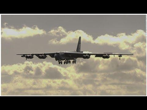 US B-52 bombers changed flight plan after North Korea threatened Trump summit
