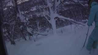 Ramundberget, skogen bredvid Svarte Petter