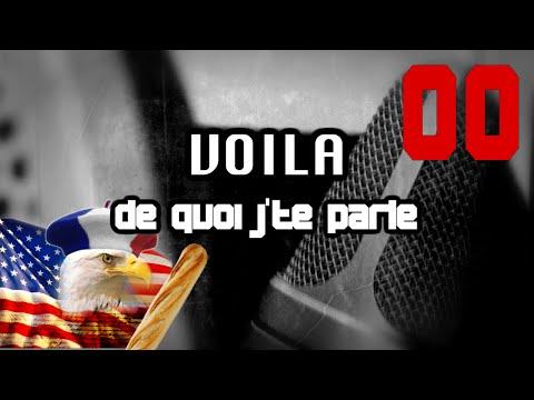 Voilà de quoi j'te parle 00 - La publication de comics en France