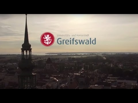 University and Hanseatic City of Greifswald- Corporate video