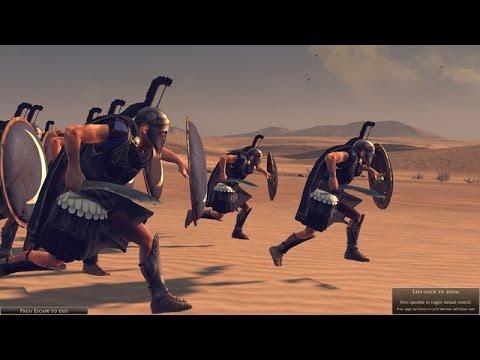 Europa Universalis IV: Римская империя. Серия 1. Первая война