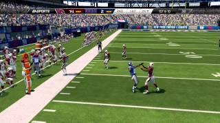 Madden 25 Online Head to Head Ranked Match! Cardinals vs. Giants...Dominating Gameplay!