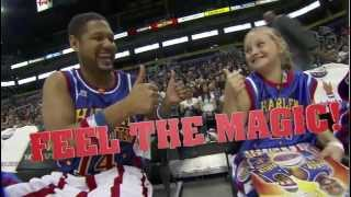 Harlem Globetrotters 2012 World Tour Preview