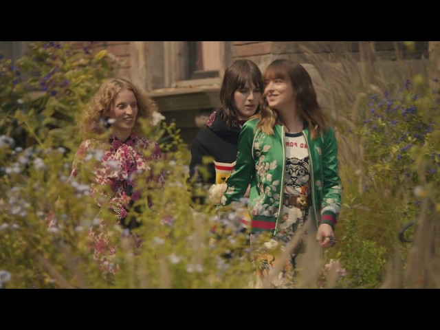 Gucci Bloom: Scenes from the New Campaign