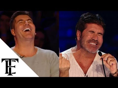 Thumbnail: When Judges Can't Stop Laughing | X Factor Funny Auditions | TRY NOT TO LAUGH