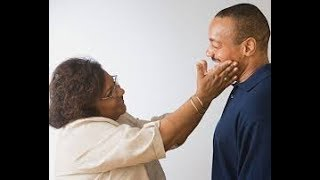 My husband of 12 years tells his mother everything, what should I do?