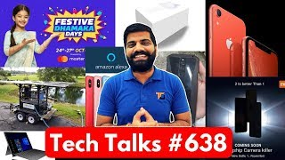 Tech Talks #638 - Redmi Note 6 Pro, OnePlus 6T Ultimate, iPhone Xr India, Flipkart Festive Dhamaka
