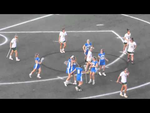 VanKirk goal Stephen Decatur/Century girls lacrosse 3A/2A state finals 5/20/15