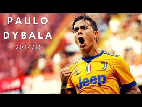 Paulo Dybala ● Overcoming His Weakness ● Skills & Goals 2017/18 HD