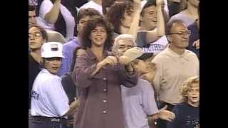 Macarena dance record set at Yankee Stadium in 1996