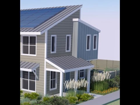 The Zero Net Energy Honda Smart House
