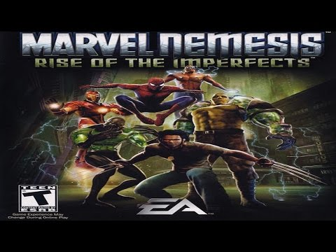 marvel nemesis rise of the imperfects pc