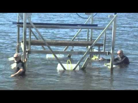 Moving The Boatlift Youtube