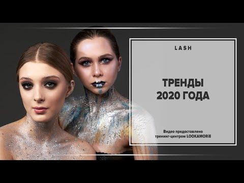 Тренды наращивания ресниц 2020 года