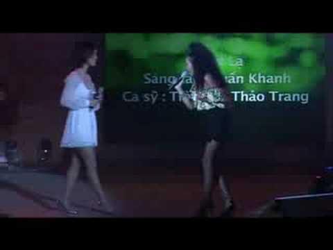 Tra My & Thao Trang - Phep La - TMC ADVERTISING