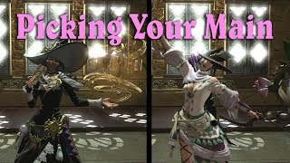 FFXIV: Stormblood - Casual Advice on Picking Your Main Job
