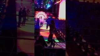 WrestleMania 33 Naomi Entrance