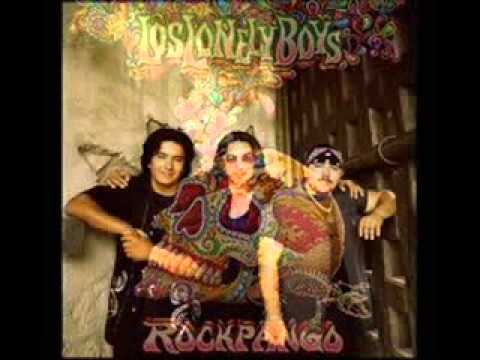 Los Lonely Boys Heaven with Lyrics by Jr