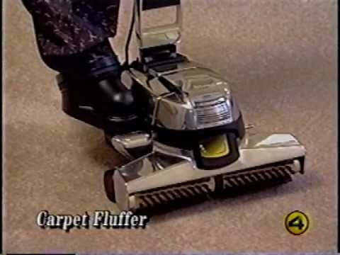 The Kirby Gsix Vacuum Cleaner Video Owner's Manual