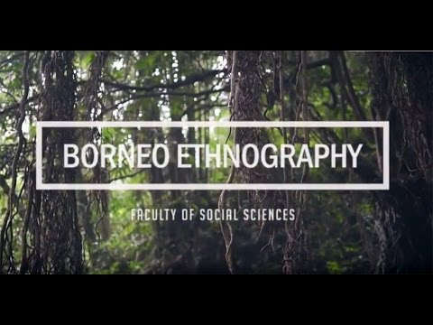 UNIMAS MOOC - Borneo Ethnography Promo Video