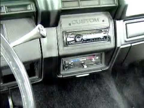 F250 Short Bed For Sale >> 1981 Ford Custom F-100 Short Bed. Show Truck ! Frame Up Restored. - YouTube
