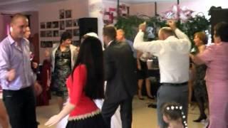 еврейский танец на свадьбе - hava nagila - хава нагила